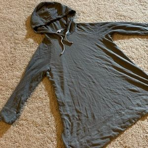 James Perse tunic sweatshirt